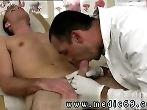 Gay erotic doctors examination The scent of his beef whistle smelled