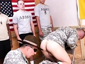 Military physical gay Yes Drill Sergeant!